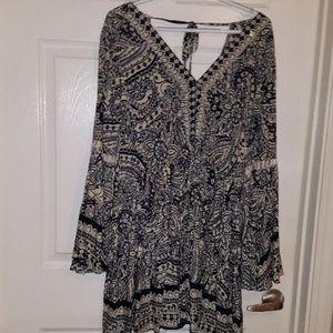 umgee Dresses - umgee swing boho dress